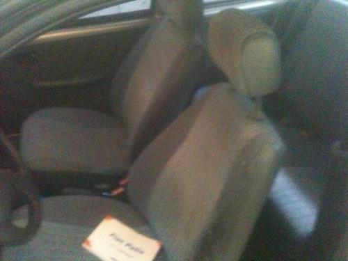 fiat - palio 1.0 ed - gasolina manual e chave reserva
