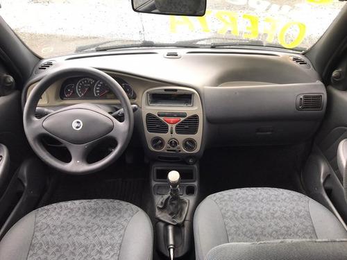 fiat palio 1.0 mpi elx 8v gasolina 4p manual 2002/2003