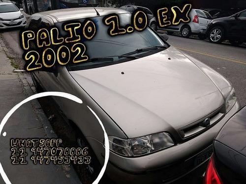 fiat palio 1.0 mpi ex 8v 2002 muito barato
