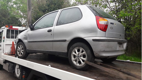 fiat palio 1.3 fire chocado baja definitiva