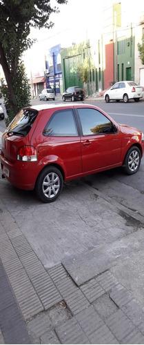 fiat palio 1.4 3p elx emotion 2009 rojo