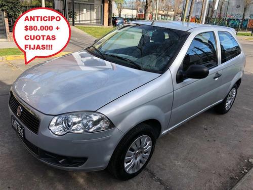 fiat palio 1.4 attractive 2011 3p permuto financio!