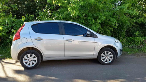 fiat palio 1.4 attractive 85cv c/pack seguridad 2013