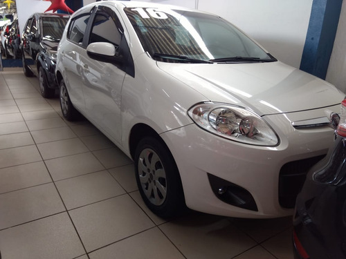 fiat palio 1.4 attractive flex 5p 2016