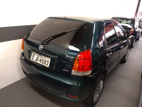 fiat palio 1.4 elx flex 5p 2006 completo - ar  ac auto maior