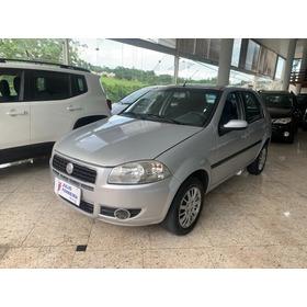 Fiat Palio 1.4 Elx Flex Completo Prata