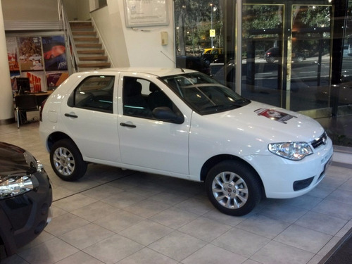 fiat palio 1.4 fire pack top 0km -  anticipo $ 30.000 gnc