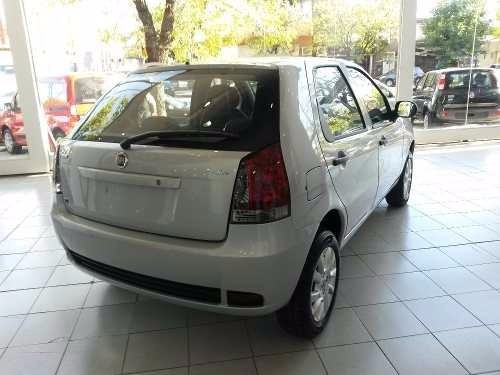 fiat palio 1.4 fire pack top 0km -  anticipo $ 30.000 gnc..