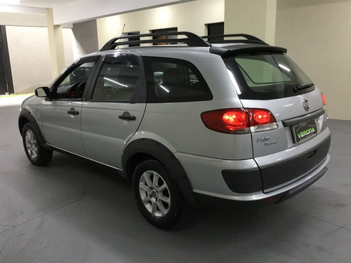 fiat palio 1.4 mpi trekking weekend 8v flex 4p manual