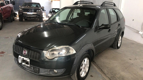 fiat palio 1.4 weekend treking 2008 c/gnc