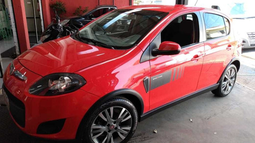 fiat palio 1.6 16v sporting flex 5p 2015 mecânico único dono
