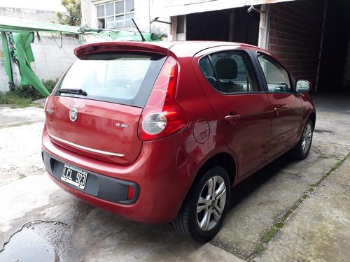 fiat palio 1.6 essence 115cv brasil 2012