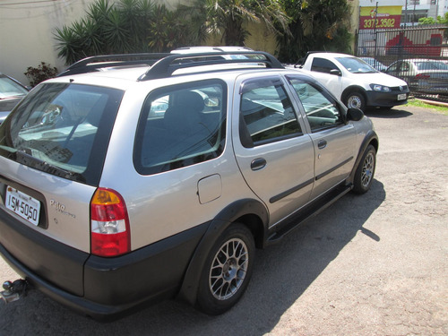 fiat palio 1.6 mpi adventure weekend 16v gasolina 4p manual