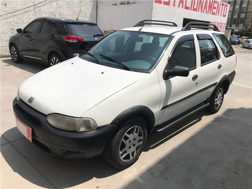 fiat palio 1.6 mpi adventure weekend 8v gasolina 4p manual