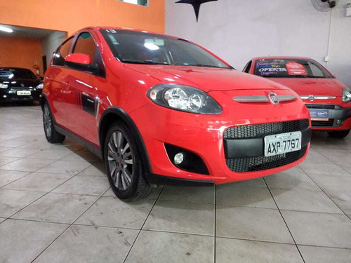 fiat palio 1.6 sporting blue edition 16v flex 4p manual