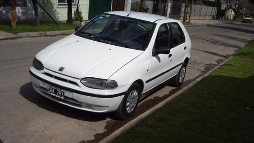 fiat palio 1.7 td blanco '98