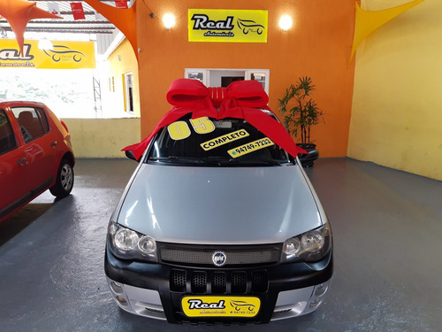 fiat palio 1.8 mpi adventure weekend 8v flex 4p manual