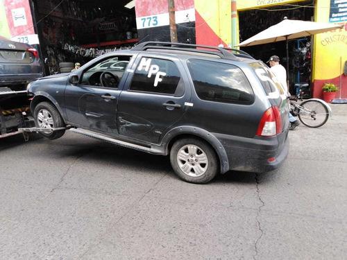 fiat palio 2006 por partes, huesario, yonke, refacciones