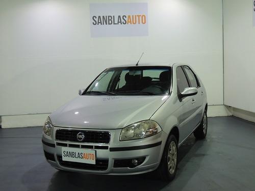 fiat palio 2008 1.4 elx 5 puertas dh aa cc aux san blas auto