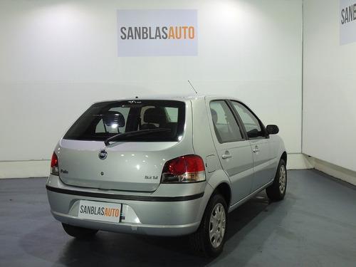 fiat palio 2008 1.4 elx 5 puertasaa cc aux mp3 san blas auto
