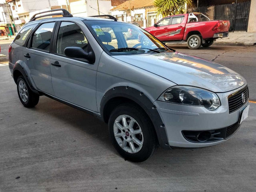 fiat palio 2010 1.4 weekend trekking