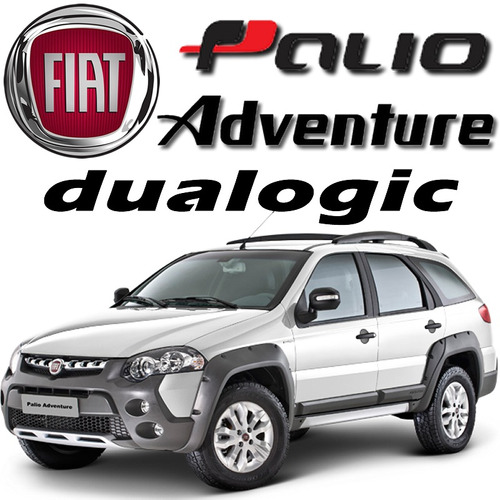 fiat palio adventure 1.6 at 4cil touch camara sensor rev rhc