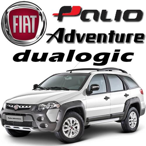 fiat palio adventure 1.6 dualogic at piel camara sensor reve