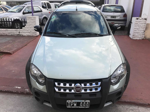 fiat palio adventure 2010 locker
