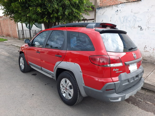 fiat palio adventure 2011 1.8 st mt