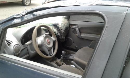 fiat palio atractive 2012 chocado volcado chapista reparar