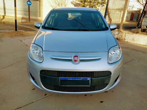 fiat palio attractive 1.4 2017 gnc