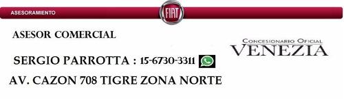 fiat palio attractive 1.4 5ptas $205000 contado increible!!!