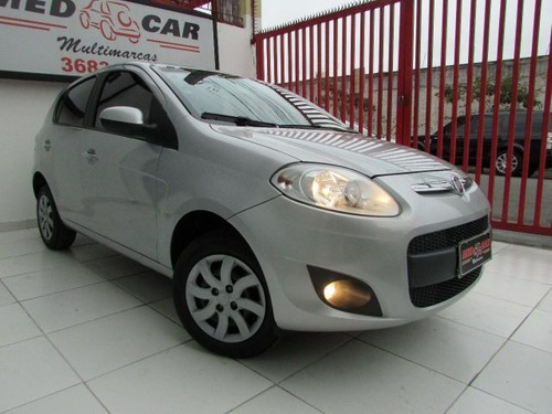 fiat palio attractive 1.4 8v flex 80359km