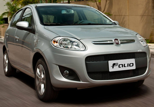 fiat palio attractive 1.4 full entrega inmediata