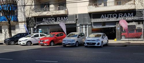 fiat palio attractive 5 puertas 2013 1.4 permuto financio
