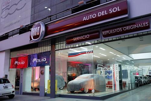 fiat palio attractive iv 2017 nuevo 1.4 8vc /financio u