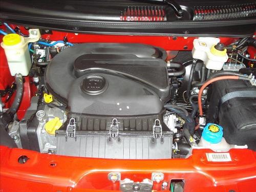 fiat palio attractive motor 1.4 2013 vermelho