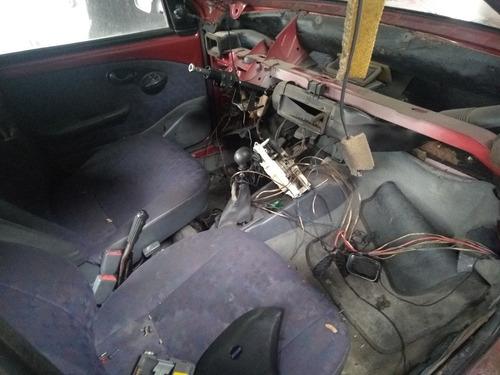 fiat palio edx 1997 4 portas sucata para retirada de peças