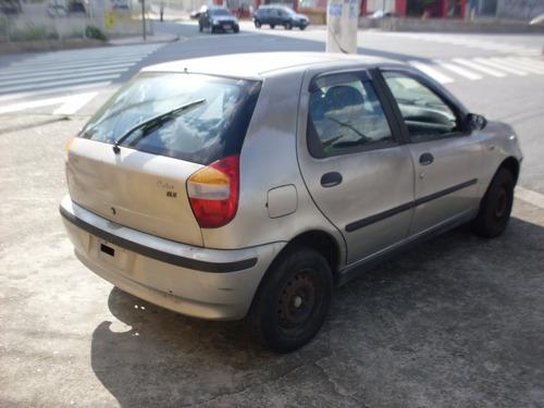 fiat palio elx 1.0 16v gasolina //// sucata ////