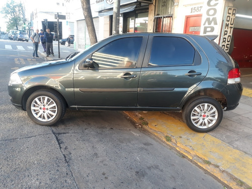 fiat palio elx 1.4 full 2009 financiacion ernesto automot