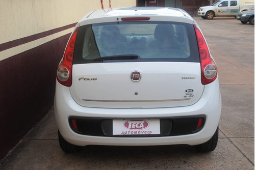 fiat palio essence 1.6 16v duallogic 2014
