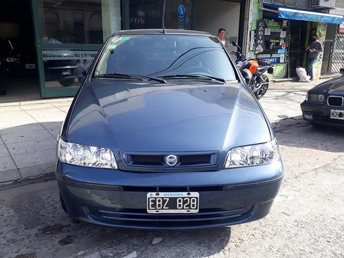 fiat palio ex fire 1.3 16v gnc 3p azul 2003