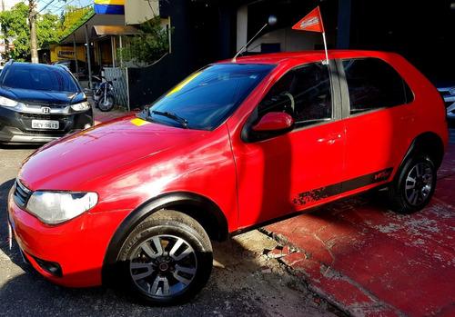 fiat palio way 1.0 2015 vermelho