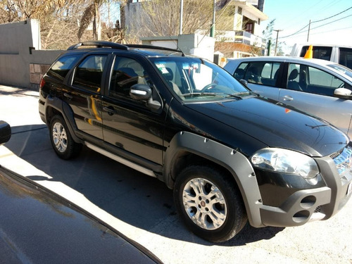 fiat palio we 1.6 adventure locker 2012