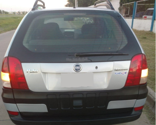 fiat palio we 1.8 exl pack electrico 2006