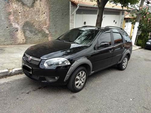 fiat palio weekend 1.4 attractive flex 5p 2014