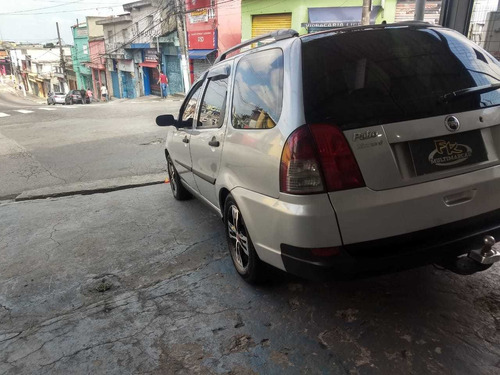fiat  palio weekend  1.4 elx completo