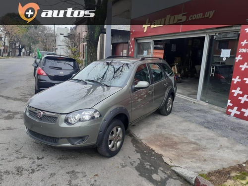 fiat palio weekend 1.4 masautos 2015 impecable!