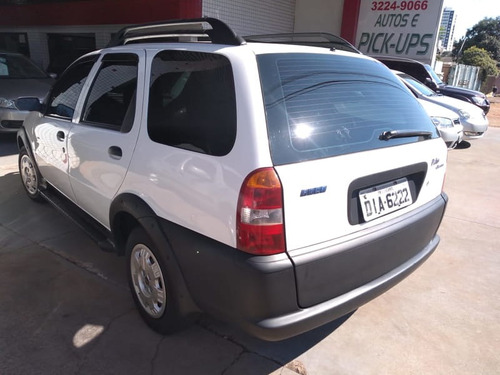fiat palio weekend 1.6mpi 16v 4p   2003