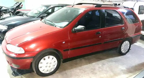 fiat palio weekend 1.7 aa lve
